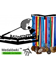 Medalówka - BADMINTON 1