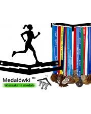 Medalówka - Biegaczka 1