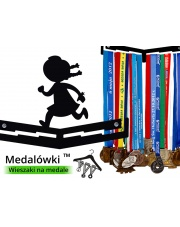 Medalówka - Dziewczynka 1