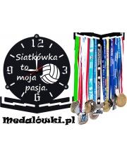 Medalówka - Zegar - Siatkówka 3