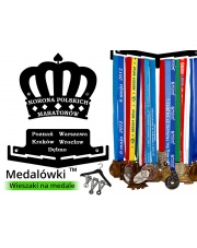 Medalówka - Korona Polskich Maratonów 1