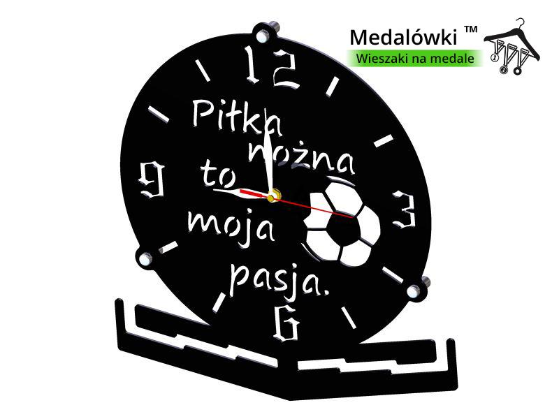 Nowoczesna architektura Medalówka - Zegar - Piłka nożna 3 , Piłka nożna, Medalówki PI91